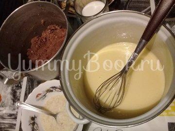 """Торт """"Баунти"""" (без выпечки) - шаг 1"""