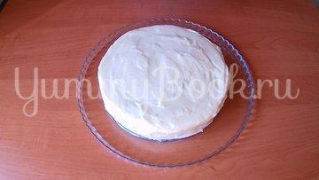Маковый торт с заварным кремом - шаг 7