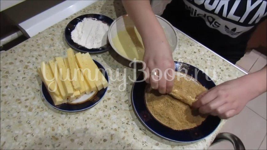 Сырные палочки к пиву - шаг 3