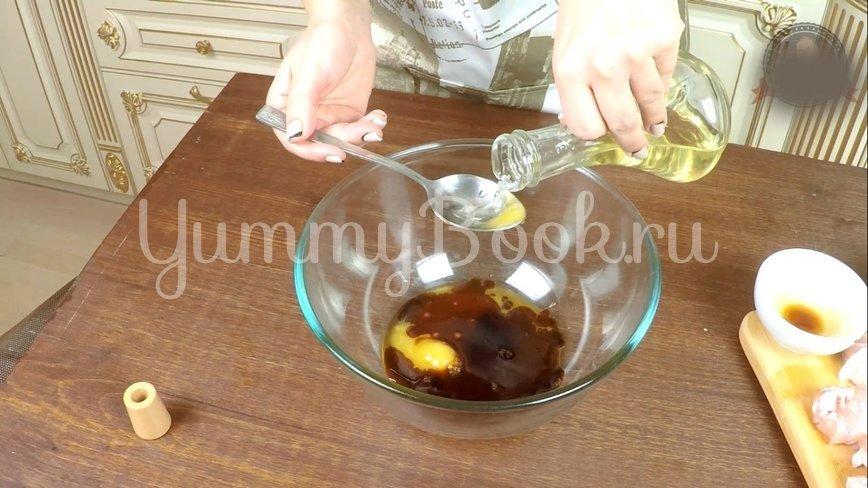 Куриные крылышки в медово- соевом маринаде - шаг 4