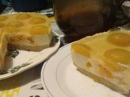 """Торт """"Ягодка"""" (без выпечки)"""
