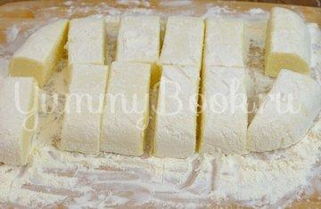 Жареное молоко -  десерт в хрустящей корочке - шаг 5