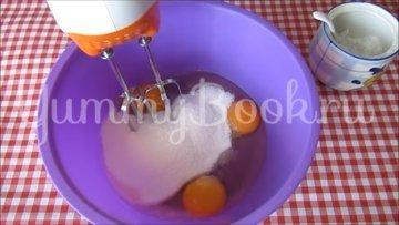 Пасхальные куличи на молоке  - шаг 3