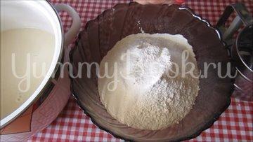 Пасхальные куличи на молоке  - шаг 4