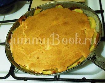 Сытный пирог - шаг 12