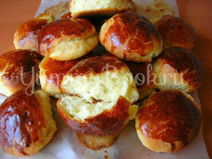 Творожные булочки (дрожжевые) - шаг 7