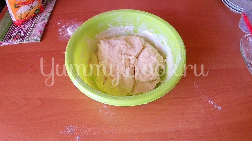 Творожные булочки (дрожжевые) - шаг 4