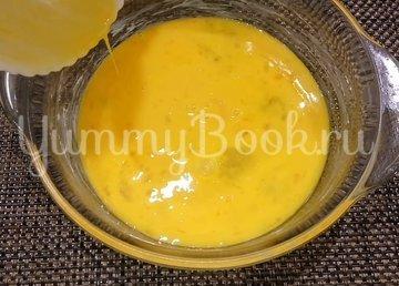 Омлет с брокколи в духовке - шаг 3
