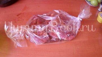 Запеченный стейк индейки с яблочным соусом - шаг 3