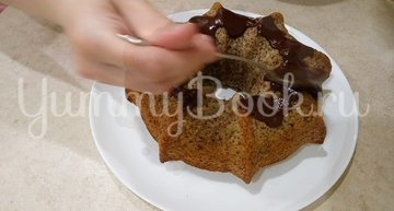 Муравьиный кекс  - шаг 8