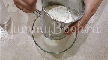 Муравьиный кекс  - шаг 1