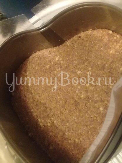 Шоколадный торт со вкусом кофе (без выпечки) - шаг 1