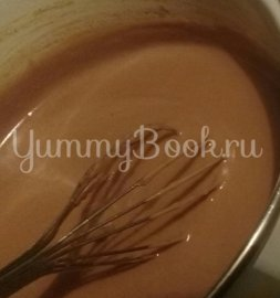 Шоколадный торт со вкусом кофе (без выпечки) - шаг 2