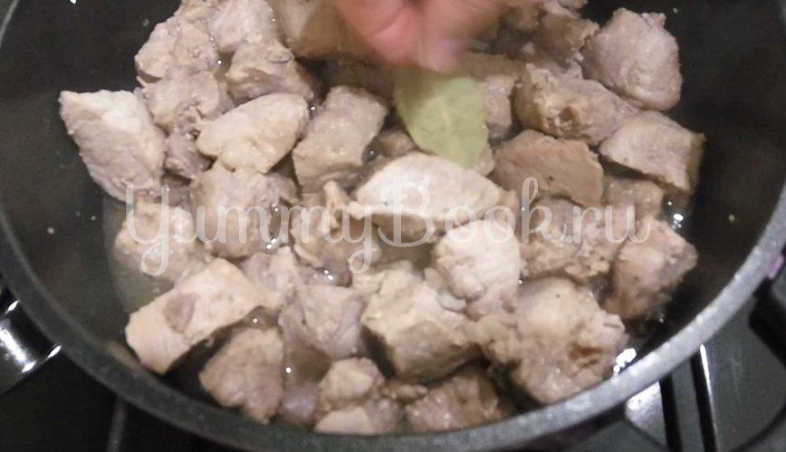 Нежное и сочное томленое мясо - шаг 4