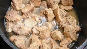 Нежное и сочное томленое мясо - шаг 5