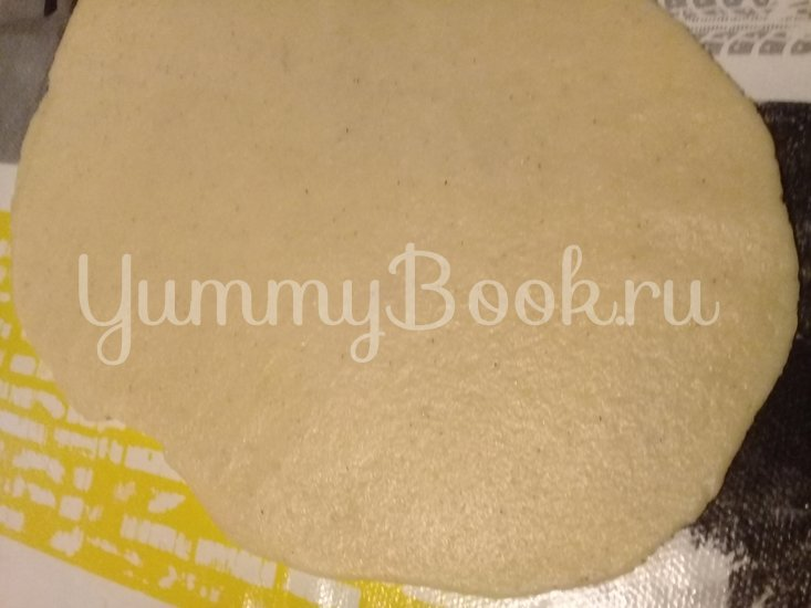 Печенье на сковороде - шаг 1