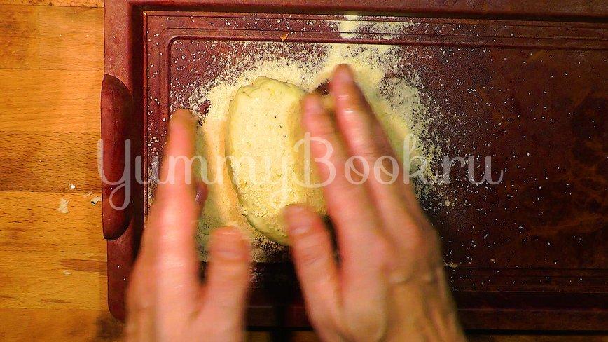 Картофельные зразы с мясом и грибами - шаг 9