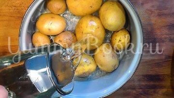 Картофельные зразы с мясом и грибами - шаг 1