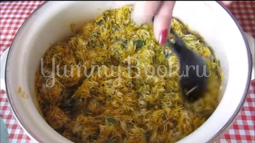 Варенье из одуванчиков (одуванчиковый мёд) - шаг 3