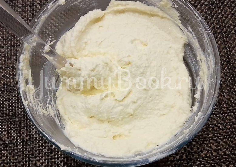 Творожная запеканка в духовке с манкой - шаг 3
