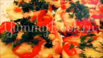 Мини-пиццы - шаг 6