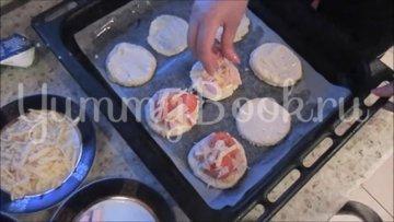 Мини-пиццы - шаг 5