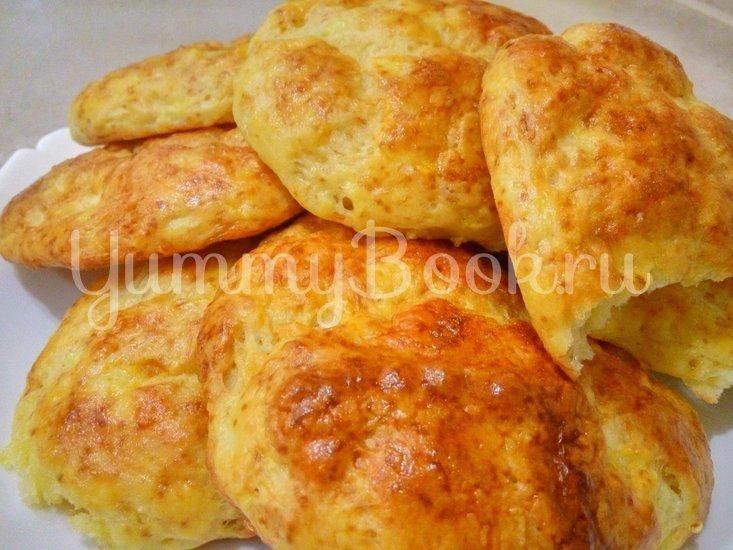 Творожные булочки без дрожжей - шаг 7