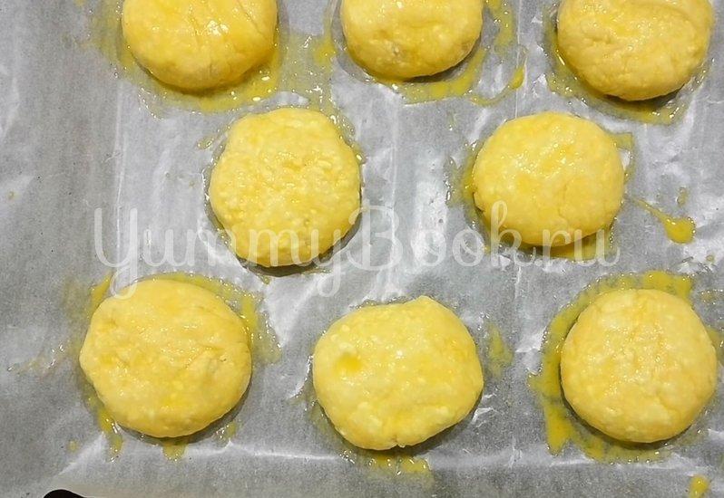 Творожные булочки без дрожжей - шаг 6