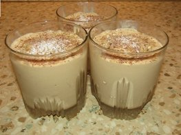 Десерт-мороженое крем-брюле