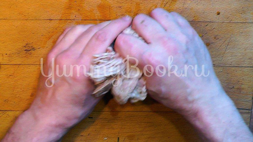 Колдуны или пирожки из мяса - шаг 7