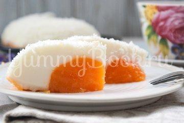 """Десерт """"Яйцо страуса"""" - шаг 6"""