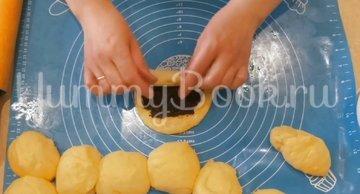 Воздушные булочки с маком из дрожжевого теста - шаг 7