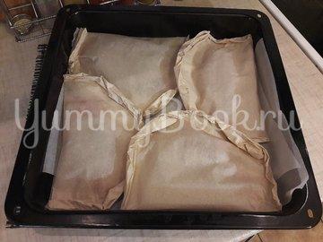 Запечённое в пергаменте куриное филе - шаг 7