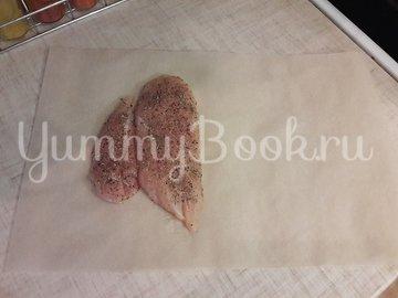 Запечённое в пергаменте куриное филе - шаг 3
