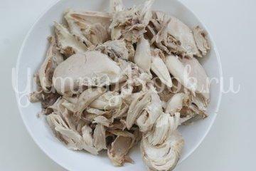 Куриный паштет с желатином - шаг 2