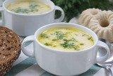 """Суп с плавленым сыром """"Янтарь"""" в мультиварке"""
