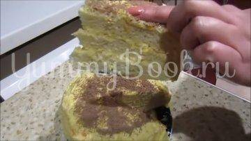 Медовик на кефире с цитрусовым кремом - шаг 8