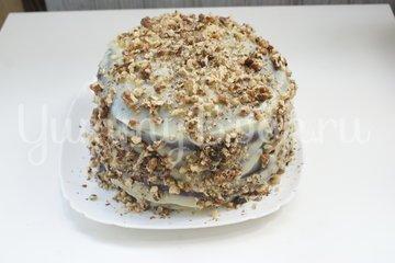 """Торт """"Ноченька"""" на кефире - шаг 9"""