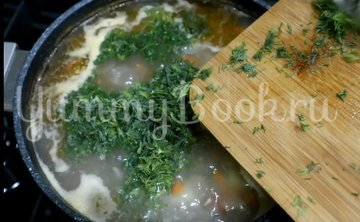 Суп из тунца  - шаг 6