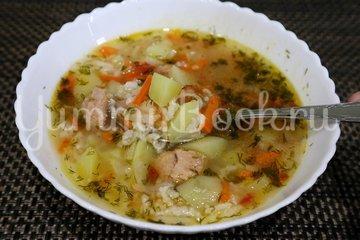 Суп из тунца  - шаг 7