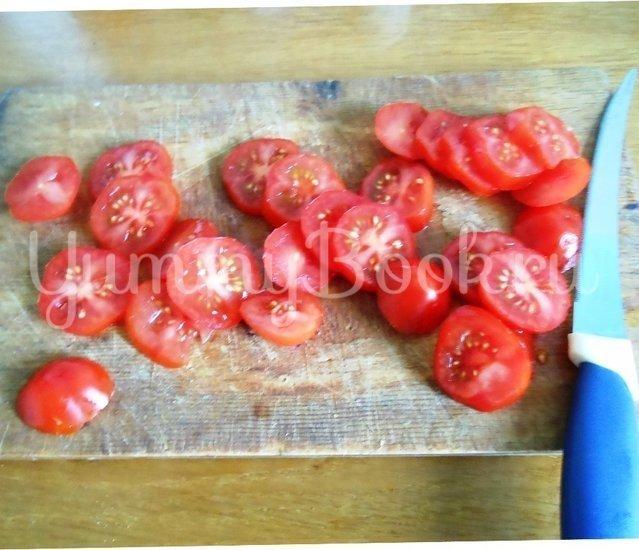 Салака, тушёная с овощами в фольге - шаг 5