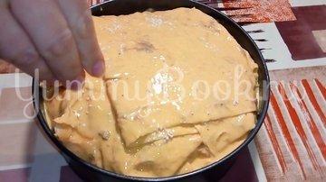 Ленивый пирог из лаваша с капустой и мясом - шаг 5