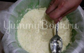 Адыгейский сыр  - шаг 5