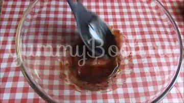 Салат с консервированным тунцом и овощами - шаг 3