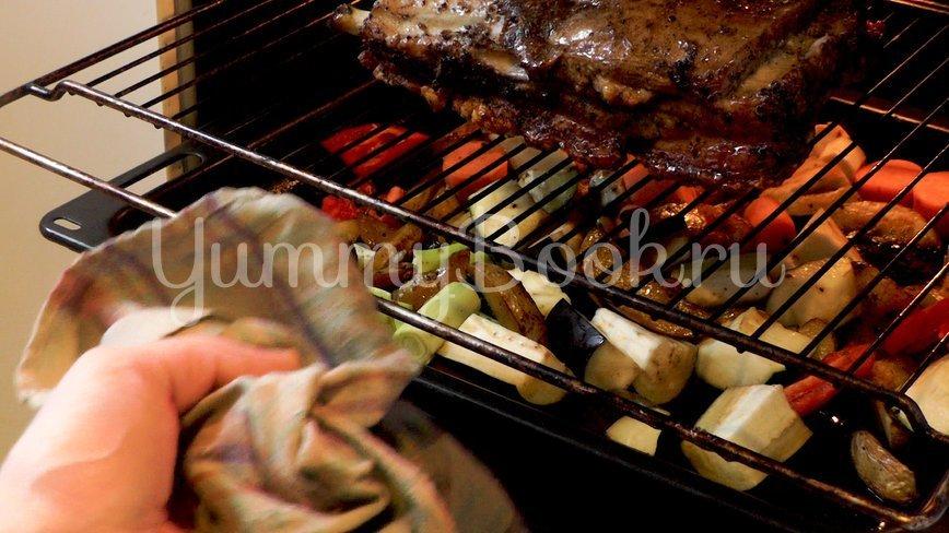 Свинина с хрустящей корочкой в духовке  - шаг 8