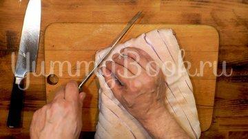 Свинина с хрустящей корочкой в духовке  - шаг 1
