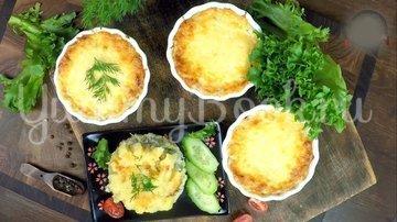 Куриное филе бедра с картофелем в соусе - шаг 14
