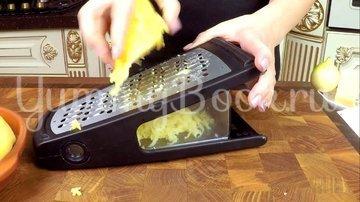 Куриное филе бедра с картофелем в соусе - шаг 2