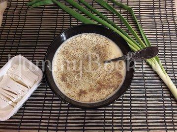 Сливочный омлет с фетой - шаг 3