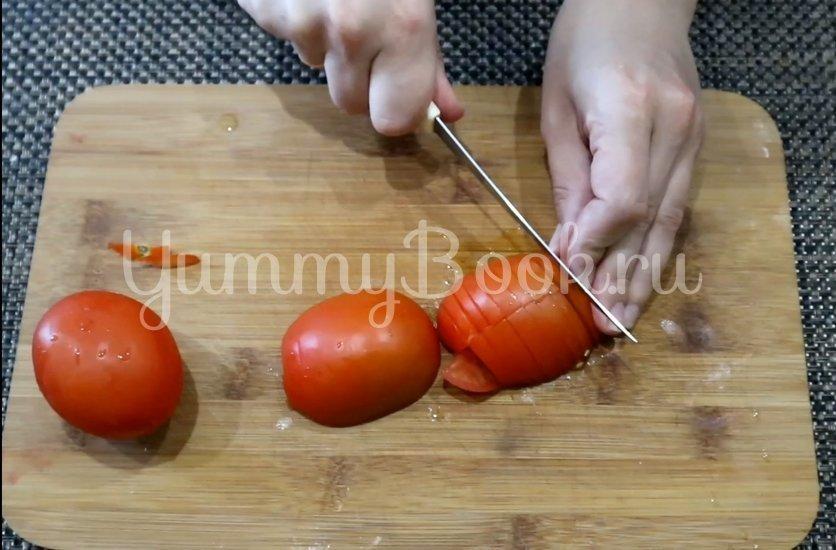 Овощная запеканка с курицей в духовке - шаг 4